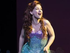 Photo credit: Theatre Under The Stars' production of Disney's The Little Mermaid; Photo by Bruce Bennett