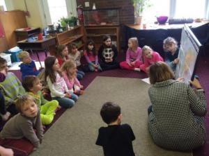 A classroom at Pinewoods Montessori in Hillsborough.
