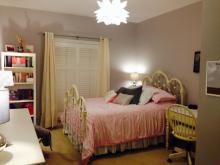 Amanda Lamb's daughter's new bedroom