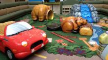 Triangle Town Center playground