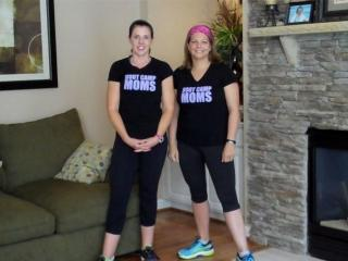 Boot Camp Moms offers workouts and online programs.