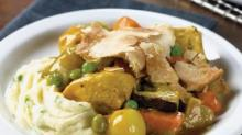 IMAGE: Recipe: Chicken pot pie