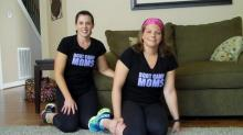IMAGE: Boot Camp Moms: Focus on those arms with this workout