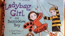 Ladybug Girl, a costumed character, will appear at Quail Ridge Books & Music in October 2014