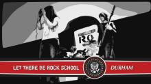 Let There Be Rock School Durham