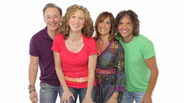The Laurie Berkner Band will perform in Raleigh on Feb. 28, 2015.