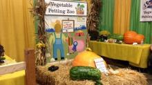 IMAGES: Fair Destination: Vegetable Petting Zoo