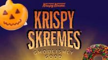 Krispy Kreme Halloween deal