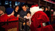 IMAGES: Destination: Museum of Life and Science's Santa Train