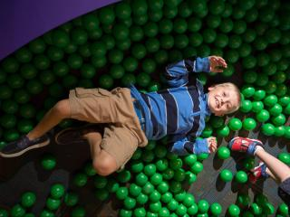 Moneypalooza at Marbles Kids Museum