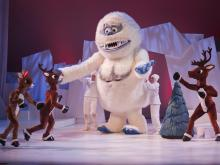 Rudolph the Red-Nosed Reindeer: The Musical is at the Duke Energy Center through Dec. 24