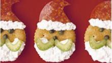IMAGE: Recipe: Santa snack crackers