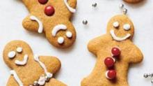 IMAGE: Recipe: Lil' gingerbread cookies