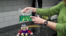 IMAGE: Easy Experiment: Fun with polymers