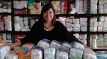 IMAGE: With 310,000 bottoms covered, Diaper Bank sets sights on expansion