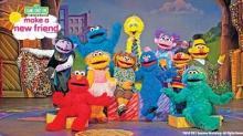 IMAGE: Sesame Street Live presale, discount offered