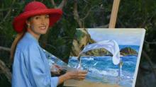Actress and artist Jane Seymour will be in Raleigh this month