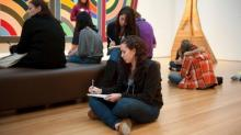 The N.C. Museum of Art offers a variety or programs for teens