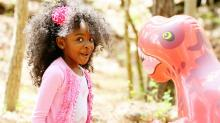 Dino Egg Hunt at the Museum of Life and Science