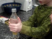 Checking out a Cartesian diver