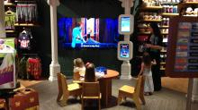 IMAGES: Revamped Disney Store at Crabtree Valley Mall in Raleigh