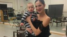 IMAGES: Q&A: Carolina Ballet dancer talks dance, motherhood, 'Cinderella'