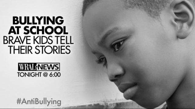 Brave kids tell their stories in a special report on May 13 on WRAL-TV.