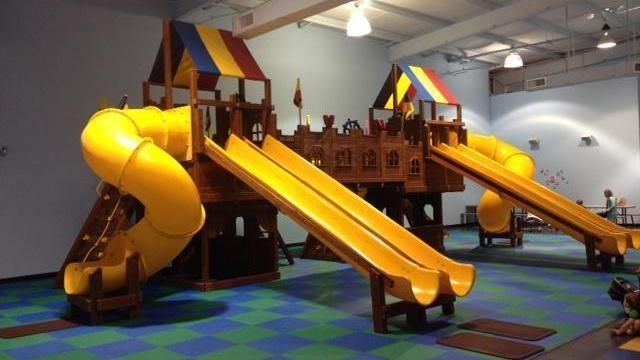 Rainbow Play Room, Raleigh