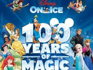 Disney On Ice celebrates 100 Years of Magic Presented by Stonyfield YoKids Organic Yogurt; Courtesy: Feld Entertainment