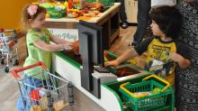 IMAGES: Marbles opens new play kitchen, grocery