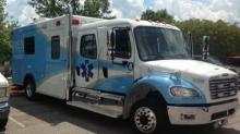 Rex's Critical Care Transport Truck