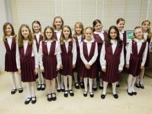 Capital City Girls Chorus is a training choir for girls 9 to 12