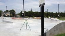 Rodgers Family Skate Plaza at Trackside