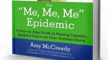 IMAGE: End the 'me, me, me' epidemic with tips from new parenting book