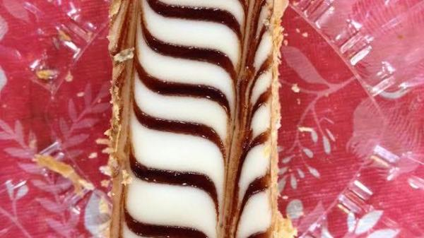 Mille-feuille from Kader's French Pastry