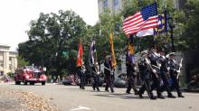 IMAGES: Fire Truck Parade