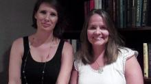 Ariel Lawhon and Marybeth Whalen of She Reads