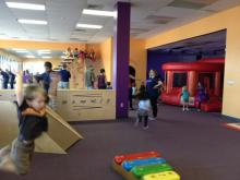 Notasium, a new music-based play space in Durham, is now open for business, offering drop-in play for kids, along with an assortment of music classes and lessons.