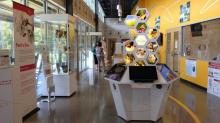 IMAGES: Destination: North American Bayer Bee Care Center