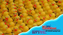 Ducks in a row for the Great American Tobacco Duck Race