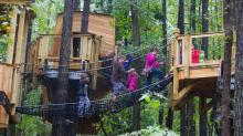IMAGES: Hideaway Woods opens Sept. 29 at Museum of Life and Science