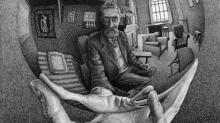 IMAGE: Destination: 'The Worlds of M.C. Escher' at the N.C. Museum of Art
