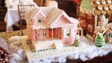 Carolina Inn Gingerbread House Competition