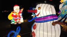North Carolina Chinese Lantern Festival