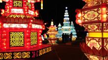 IMAGES: Destination: North Carolina Chinese Lantern Festival