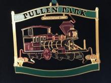 Pullen Park ornament