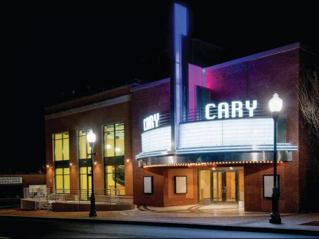 Courtesy: The town of Cary