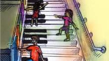 IMAGE: Marbles to build musical staircase with MetLife grant