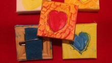 IMAGES: Bull City Craft: Adorable Valentine's Day crafts