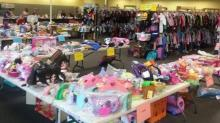 IMAGE: Consignment sale in Clayton this week